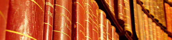 Special Needs Trust Arizona - close up of books in a library
