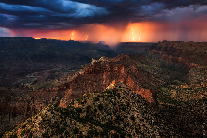 grand canyon, law