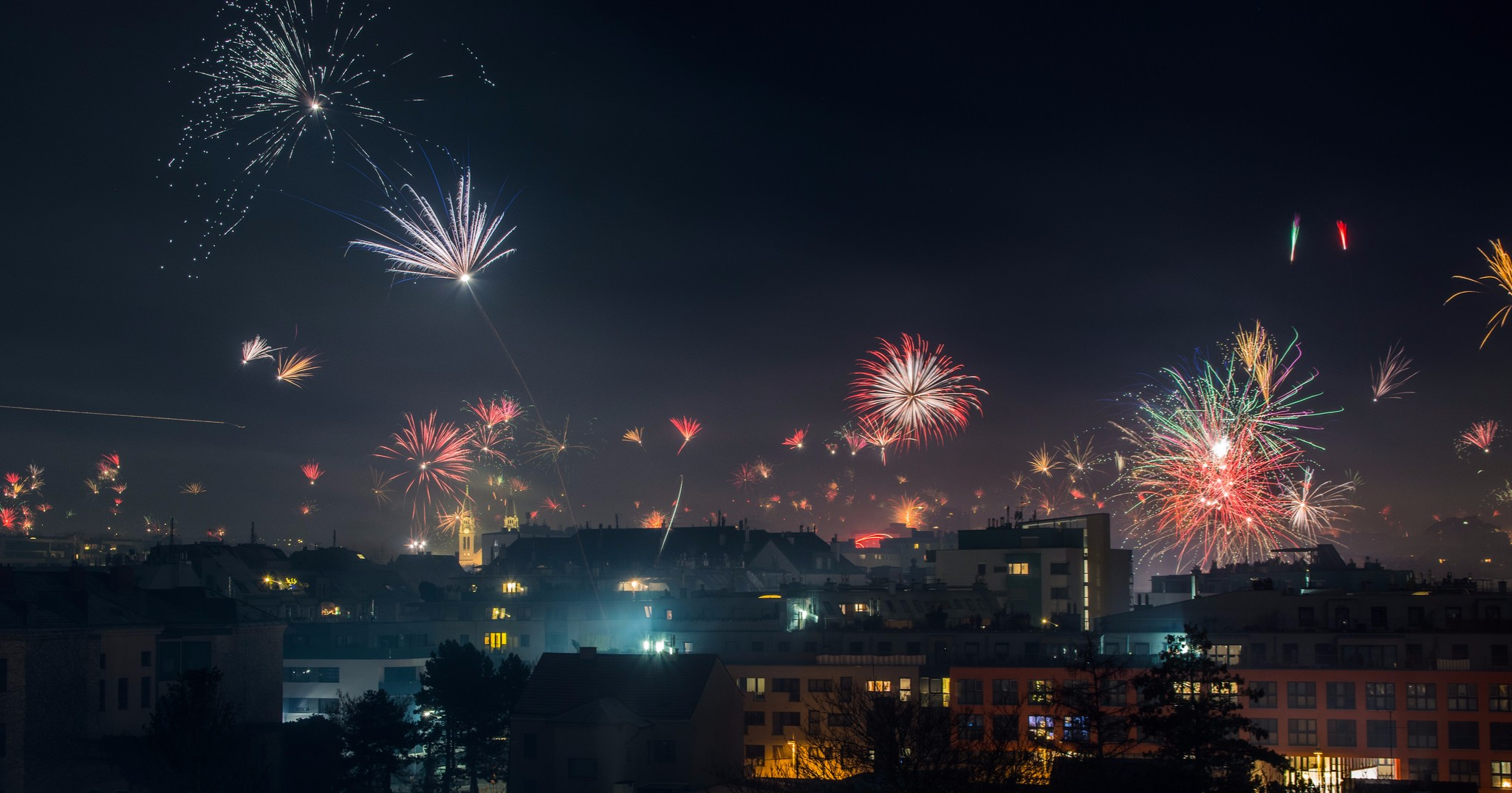 success for new years tips - new year fireworks