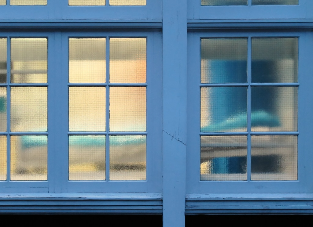 power of attorney - windows with frosted panes