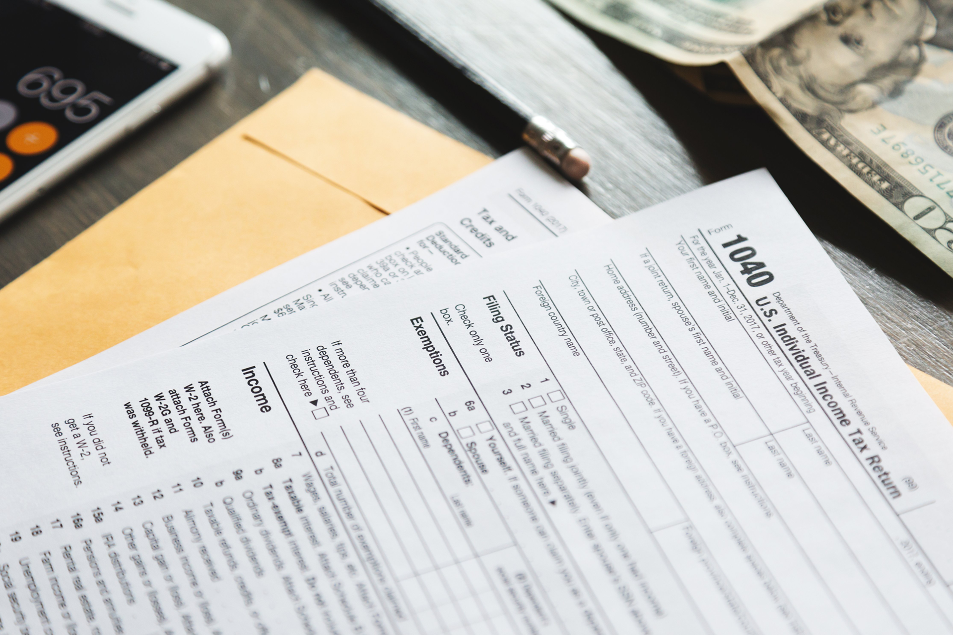 trust distribution tax - 1040 tax return form