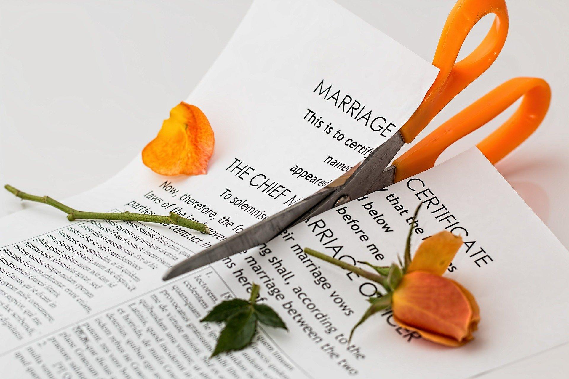 estate planning and divorce